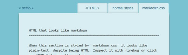Markdown.css