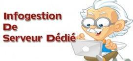 infogestion serveur dédié