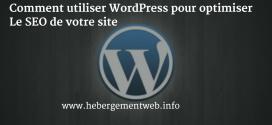Améliorer seo avec Wordpress