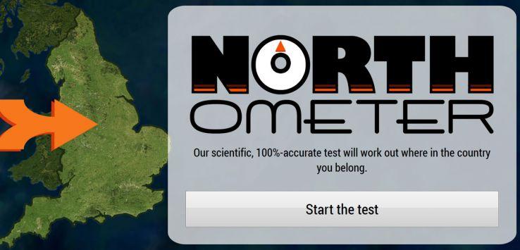 North O Meter